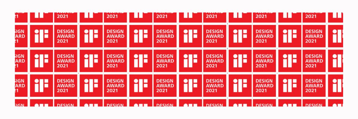 iF Design Award 2021 - 3D Wandpaneele aus Holz erhielten den iF DESIGN AWARD 2021