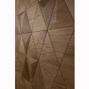 Triangle Holz Nussbaum