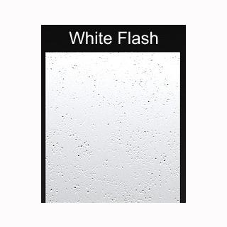 white flash